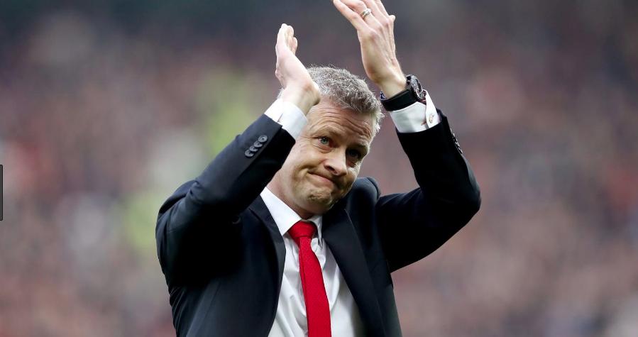 ole gunnar solskjaer man united manager