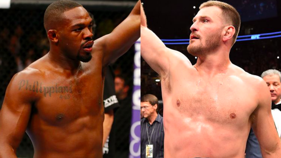 Jon Jones Stipe Miocic Betting Odds