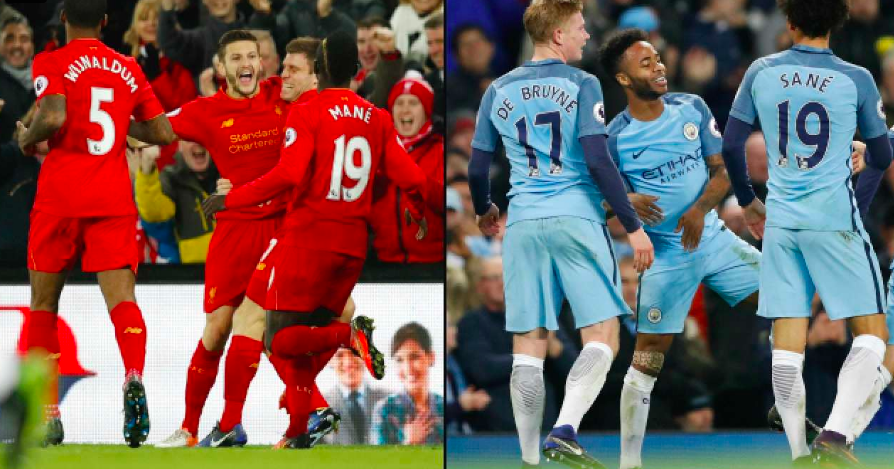 Liverpool Man City Outright Winner Odds Premier league Betting