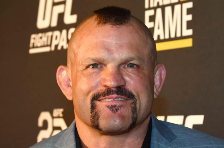 Chuck Liddell UFC Superstar