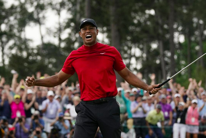 Tiger Woods Betting Odds PGA Championship
