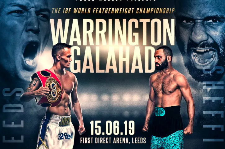 Josh Warrington Kid Galahad Betting Odds