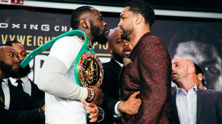Wilder Breazeale best KO betting odds