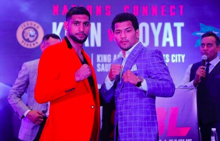 Khan Goyat Boxing Betting Odds