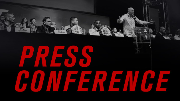 UFC Summer Press Conference 2019