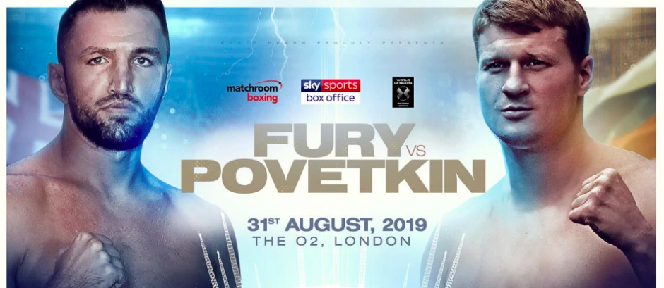Alexander Povetkin Betting Preview Odds
