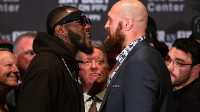 Tyson Fury Deontay Wilder Betting Odds Props