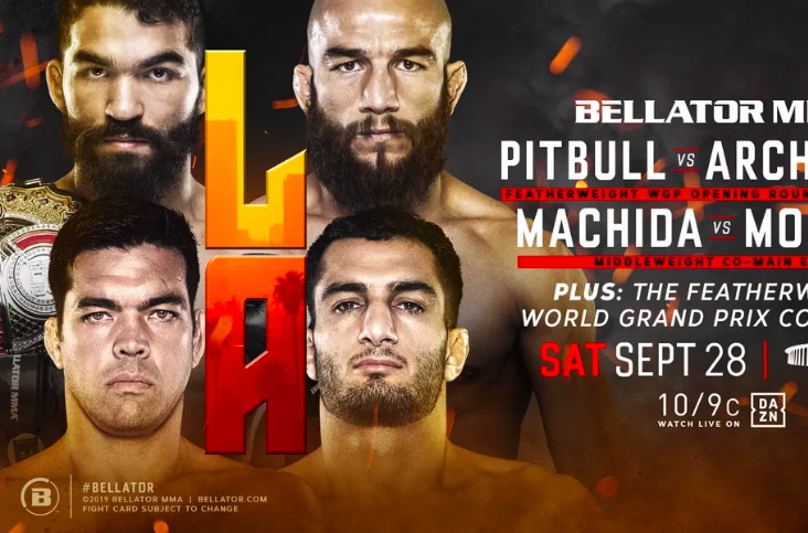 Bellator 228 Betting Odds