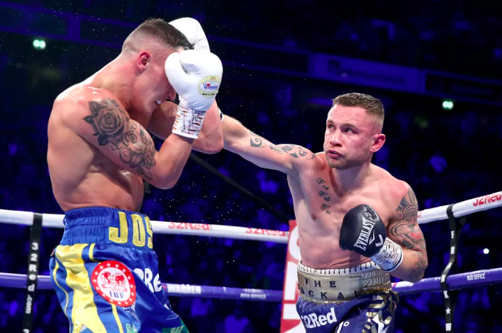 Carl Frampton Betting Odds Del Valle