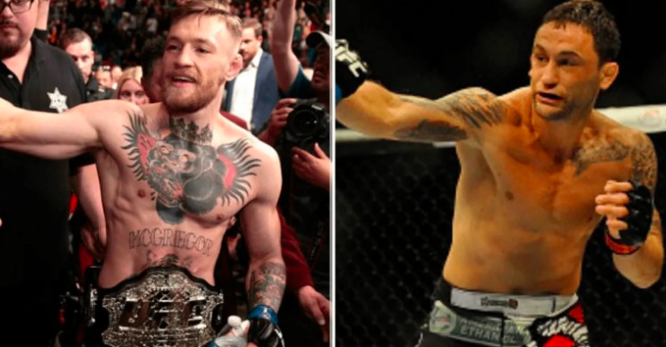 Conor McGregor Frankie Edgar Betting Odds