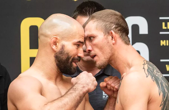 BKFC 9 Betting Odds Lovov Knight Rematch