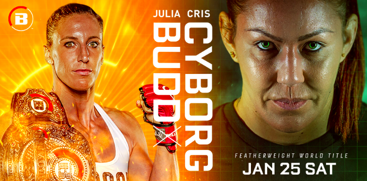 Cyborg Budd Bellator Betting Odds