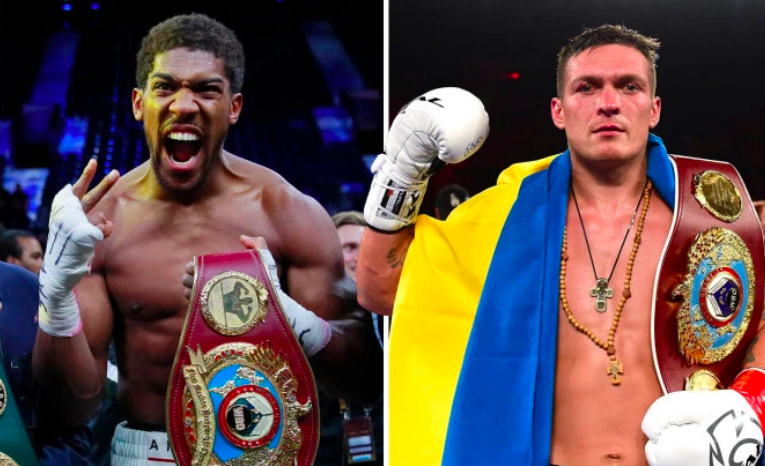 AJ Usyk Betting Odds