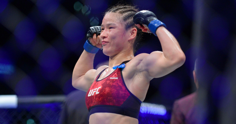 UFC 248 Betting Odds Weili Joanna