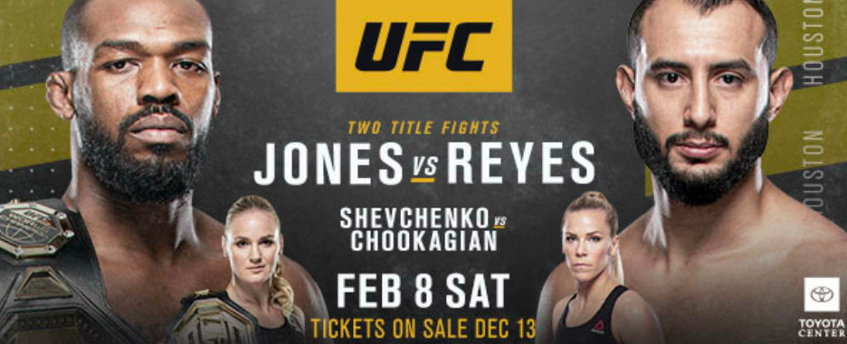 Jones Reyes Predictions