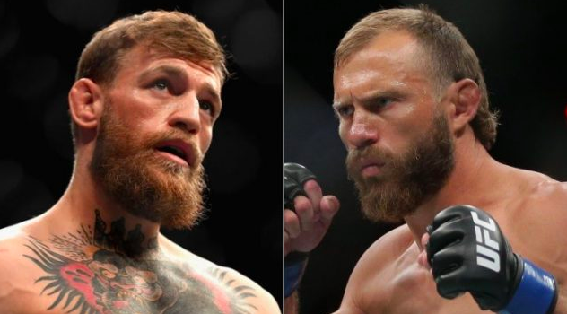 McGregor Cerrone Round Betting Odds