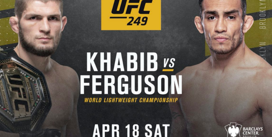 ufc 249 odds khabib vs ferguson