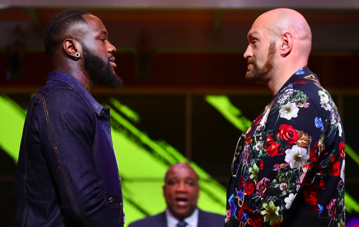 Fury vs Wilder 2 Predictions & Pick
