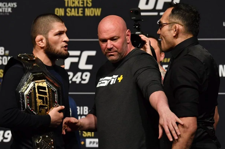 khabib ferguson ufc 249 betting props