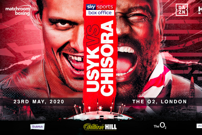 usyk chisora odds prediction