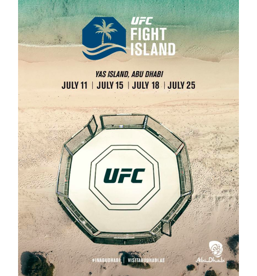 ufc 251 odds fight island