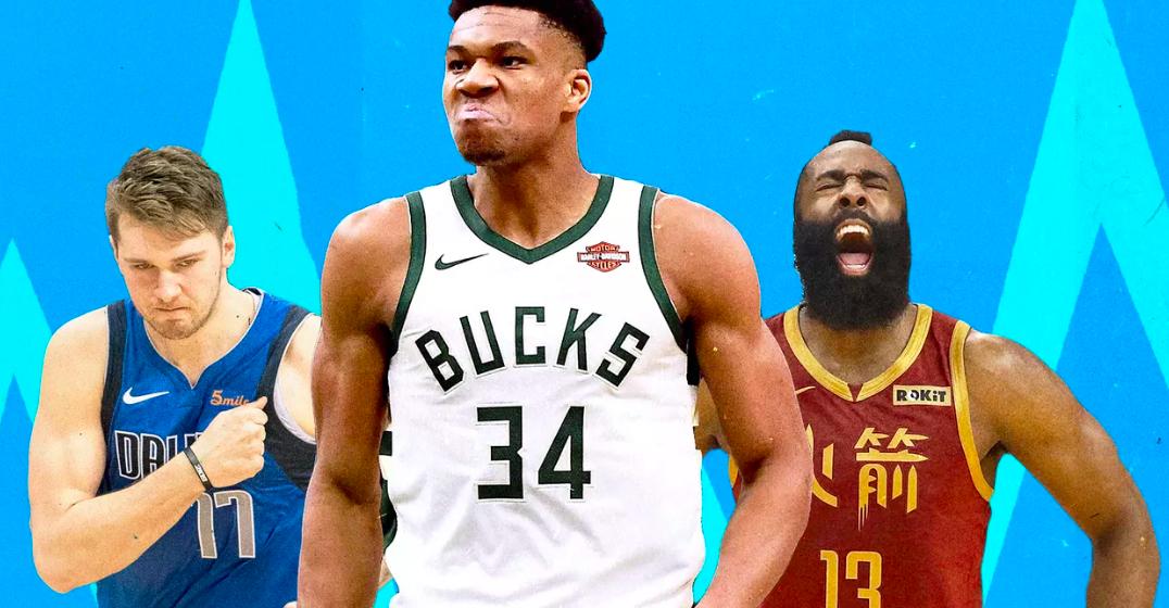 2021 NBA MVP Odds