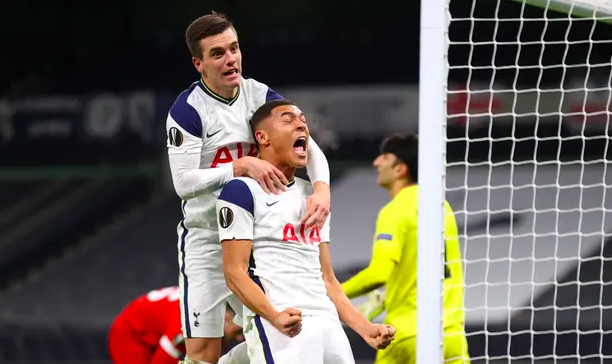 Europa League Tottenham Odds