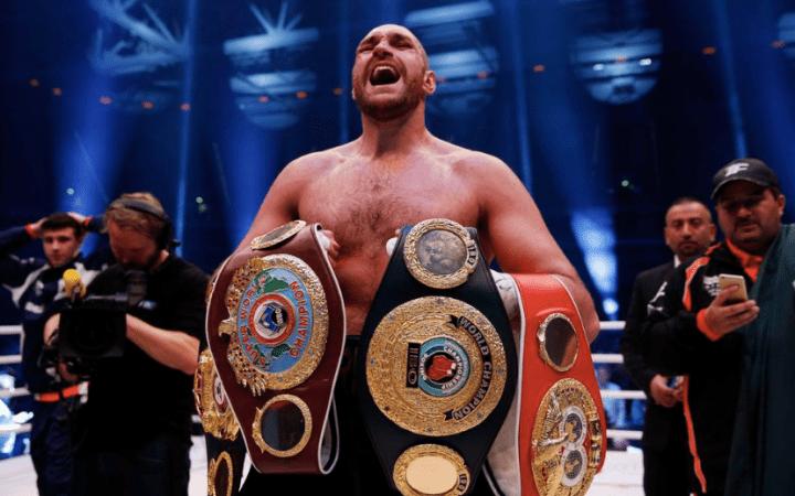 Tyson Fury ends Wladimir Klitschko's reign as heavyweight champion