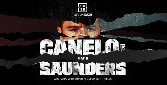 Canelo vs Saunders - WBC, WBA, WBO Super Middleweight Titles on the line