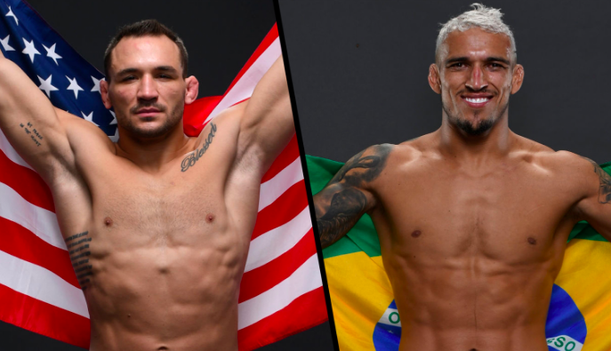 Charles Oliveira vs Michael Chandler Targeted for UFC 262