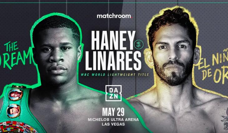 Haney vs Linares Prediction