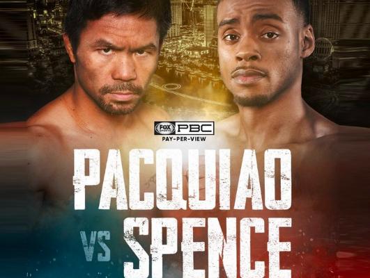 Manny Pacquiao vs. Errol Spence Jr